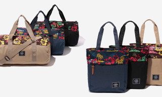 Stussy x Herschel Supply Co. Aloha Spring 2013 Luggage Collection