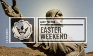The Weekly Outfit: Easter Weekend