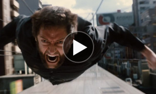"Watch the Official ""The Wolverine"" International Trailer"