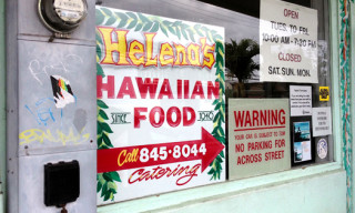 Travel Tuesday: Top 5 Places to Eat in Hawaii with Alex Wong