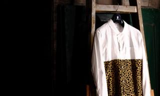 Undercover Spring/Summer 2013 Leopard Shirt