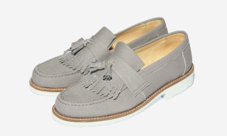uniform experiment Canvas Tassel Loafer
