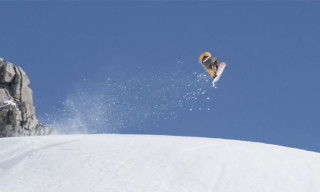 "burn Presents ""We Ride – The Story of Snowboarding"""