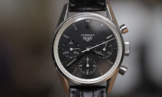 Video: Jack Heuer Explains the Design of the TAG Heuer Carrera