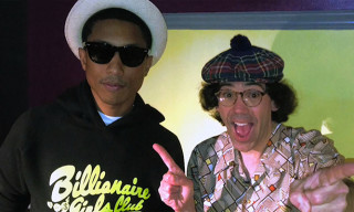 Video: Nardwuar vs. Pharrell