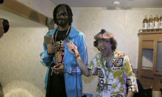 Video: Nardwuar vs. Snoop Lion