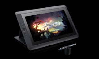 Wacom Release A New 13-Inch Multi Touch Tablet