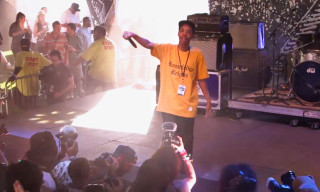 "Watch Earl Sweatshirt Perform ""WHOA"" at SXSW"