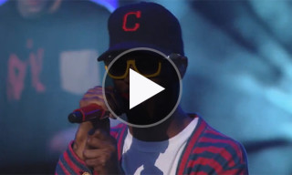 "Watch Kid Cudi Debut ""Mad Solar"" & Perform ""Immortal"" on 'Jimmy Kimmel Live'"