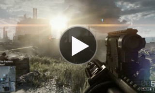 Watch the Official Battlefield 4 Gameplay Trailer