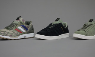 Win All Three adidas Originals Consortium x Bape x UNDFTD Sneakers