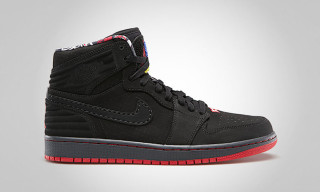 Air Jordan 1 Retro '93 Black/True Red – Anthracite