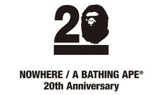 Nowhere/A Bathing Ape Announces 20th Anniversary Collaborations with Kanye West, Pharrell, Futura & Others