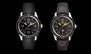 Bell & Ross and Dassault Aviation Celebrate the 50th Anniversary of the Falcon Jet with Limited Edition Watches