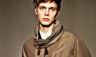 Burberry Prorsum Spring/Summer 2013 Collection Editorial by SENSE Magazine