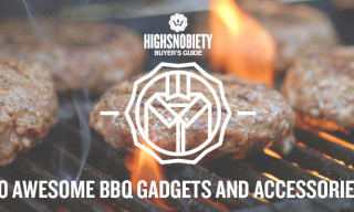Buyer's Guide: 10 Awesome BBQ Gadgets and Accessories