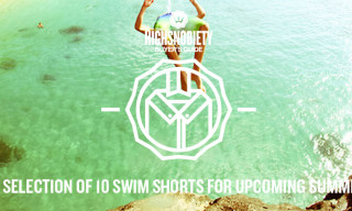 Buyer's Guide: A Selection of 10 Swim Shorts for Upcoming Summer