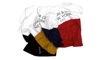 Chari & Co NYC x ID Daily Wear Bi-Tone Tee