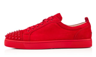 Christian Louboutin Releases New Louis Junior Low Top Sneaker