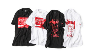Coca-Cola Collaborates with Stussy, New Era and More for ZOZOTOWN Exclusive Collection