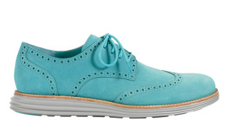 Cole Haan Launches New Colors of the LunarGrand Wingtip