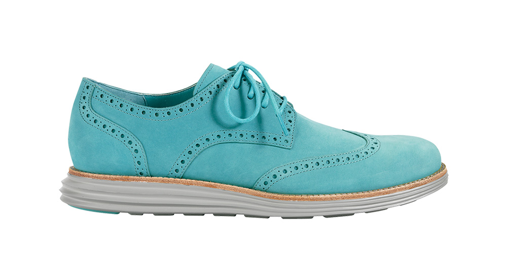 Cole Haan Launches New Colors of the LunarGrand Wingtip ...