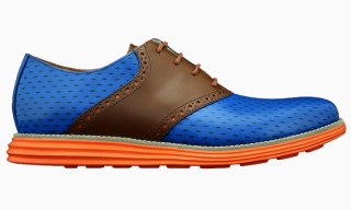 "Cole Haan Lunargrand ""Knicks"" for Spike Lee by Revive Customs"