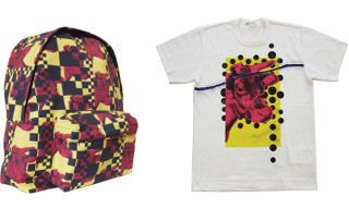 "Andy Warhol x COMME des GARCONS ""Golden Week"" Capsule Collection"