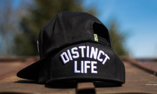 Distinct Life Ghost Camo 110 Snapback