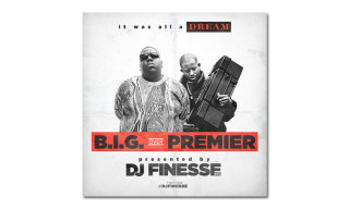 DJ Finesse Imagines an Entire Notorious B.I.G. and DJ Premier Project with 'B.I.G. Over Premier'