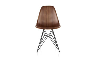 Eames Molded Wood Chair by Herman Miller