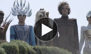 "Watch the Official Empire of the Sun ""Alive"" Music Video"