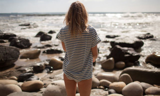Introducing 'Finisterre' Cold Water Surf Company's Striped Merino