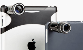 The iPad Telephoto Lens Adds 10x Telephoto Power
