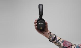 Marshall Monitor Hi-Fi Headphones