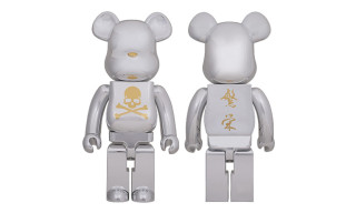 Medicom x mastermind JAPAN Bearbrick Toy & Apparel Collection Part 2