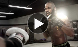 "Nike Pro Training Introduces Jon ""Bones"" Jones"