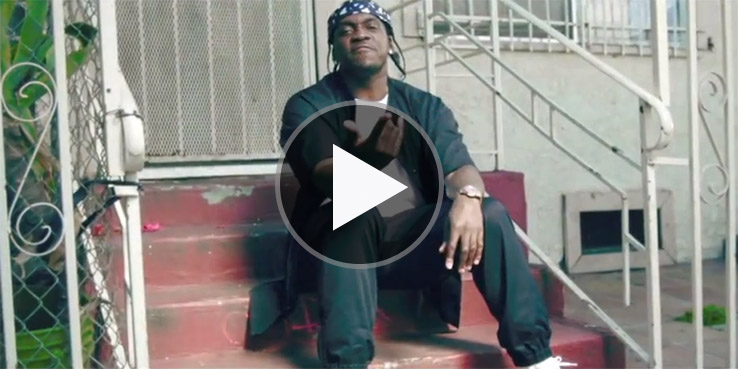 Music Video Pusha T Ft Kevin Gates Trust You