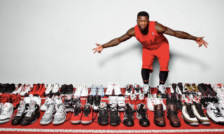ESPN Profiles Nate Robinson's Jordan Collection