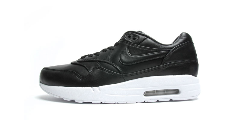"Nike Air Maxim 1 SP ""Black Leather"" 