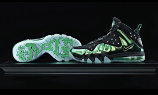 Nike Barkley Posite Max Metallic Green/Black
