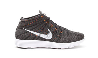 "Nike Lunar Flyknit Chukka ""Midnight Fog/Total Orange"""