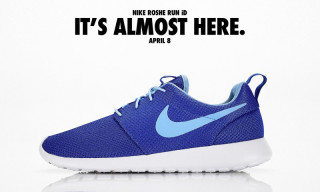 Nike Roshe Run Comes to NIKEiD This Week