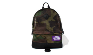 THE NORTH FACE PURPLE LABEL Spring/Summer 2013 Camouflage Mesh Collection