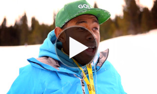 Odd Future Performs & Hits the Slopes at X-Games in Aspen, Colorado