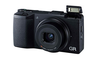 Pentax Ricoh GR Compact Camera