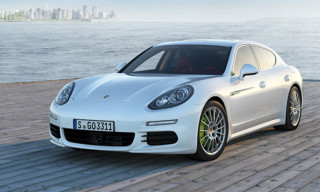 Porsche Panamera Plug-in Electric Hybrid