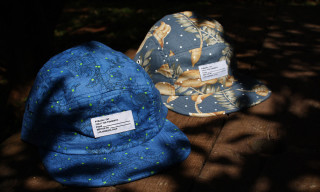 "Publish x KICKS/HI ""The Borman"" 5-Panel Caps"