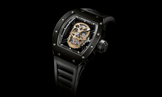 Richard Mille RM 52-01 Tourbillon Skull Nano-Ceramic