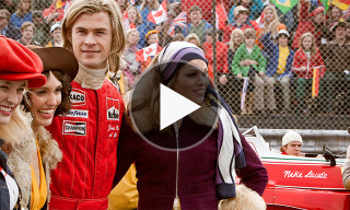 Watch the Trailer for Ron Howard's Formula One Film 'Rush'
